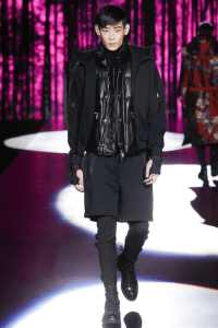 dsquared2-Black on Black