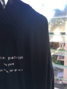 DP NYC Hoodie-View from my Bedroom in HI