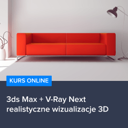 3ds max v ray next   realistyczne wizualizacje 3d - 3ds Max + V-Ray Next - realistyczne wizualizacje 3D