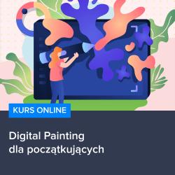 digital painting dla poczatkujacych - Kurs Digital Painting dla początkujących