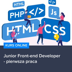 junior front end developer pierwsza praca - Junior Front-end Developer - pierwsza praca