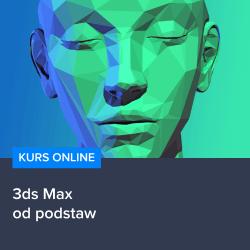 kurs 3ds max - Kurs 3ds Max od podstaw