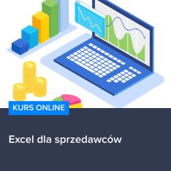 kurs excel dla sprzedawcow - Kurs Excel dla sprzedawców