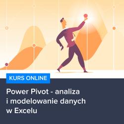 kurs power pivot   analiza i modelowanie danych w excelu - Kurs Power Pivot - analiza i modelowanie danych w Excelu