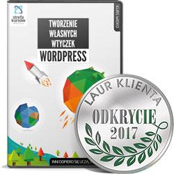 Kurs WordPress tworzenie wlasnych wtyczek - Kurs WordPress - tworzenie własnych wtyczek