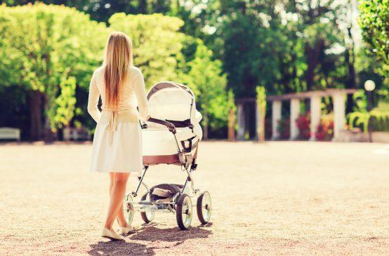 idealny wózek dziecięcy