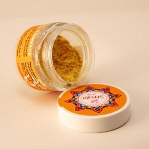 Ubtan-Yellow masque gommage ayurvédique Ayurveda Inde poudre naturel bio biologique France