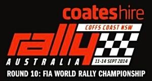 Coates Hire Rally Australia