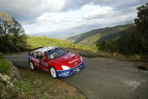 Citroën Xsara WRC 2004
