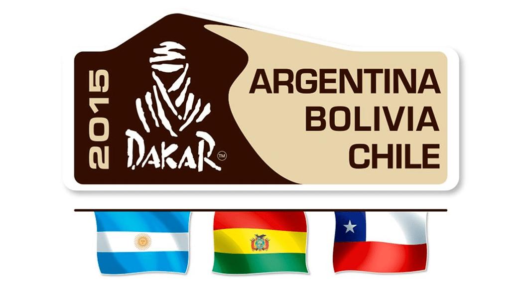 Логотоп Дакар-2015