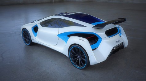 Ford WRC Concept RS160
