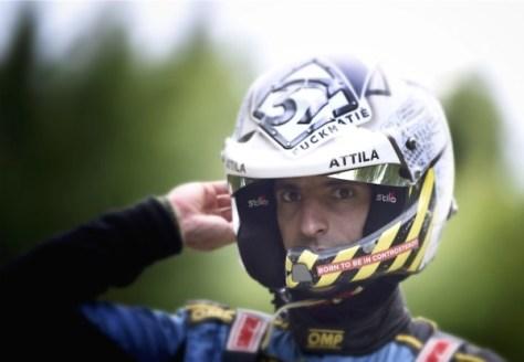Ралли Финляндии 2015 - Лоренцо Бертелли