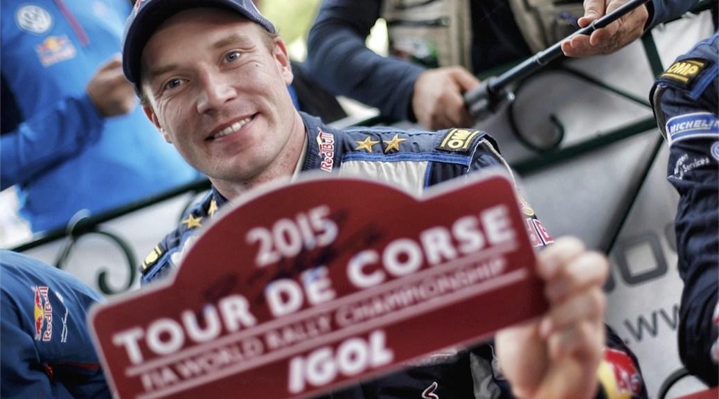 Тур де Корс - Ралли Франции 2015 - Яри-Матти Латвала - Фольксваген