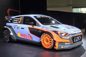 Hyundai i20 WRC 2016 - ливрея