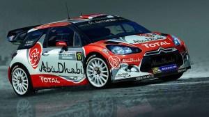 Ливрея Abu Dhabi Total World Rally Team - WRC 2016.