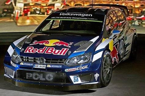 VW Polo R WRC - ливрея 2016