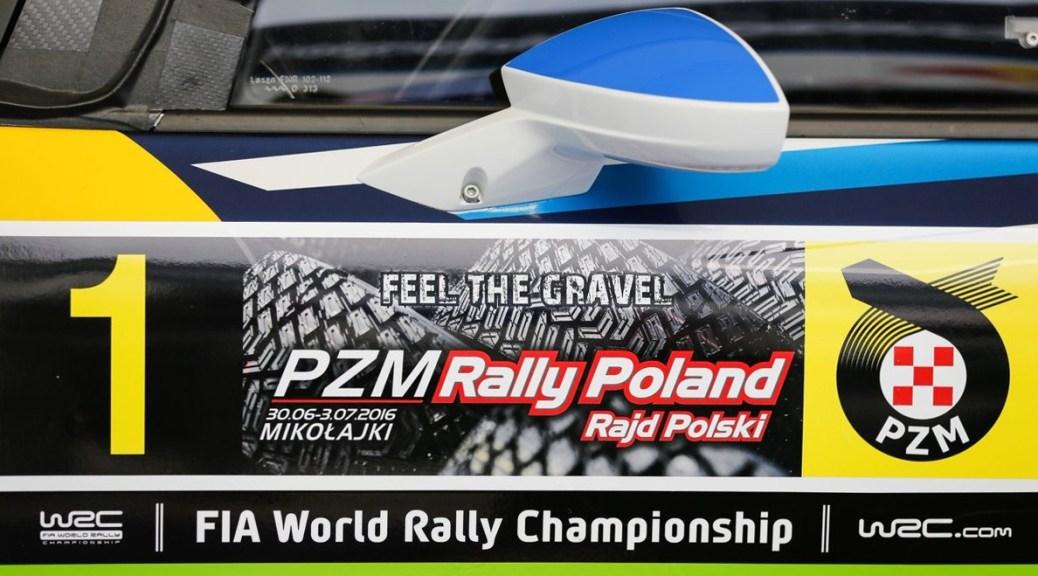 Ралли Польши 2016