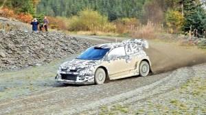 Себастьен Ожье - VW Polo WRC 2017 - 10.2016