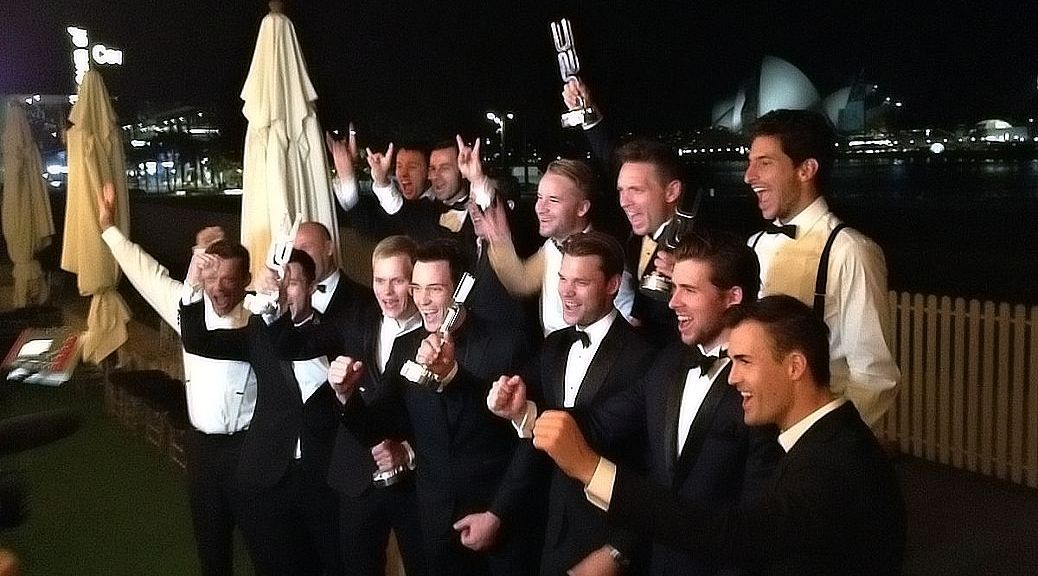 Sydney - WRC Gala 2016