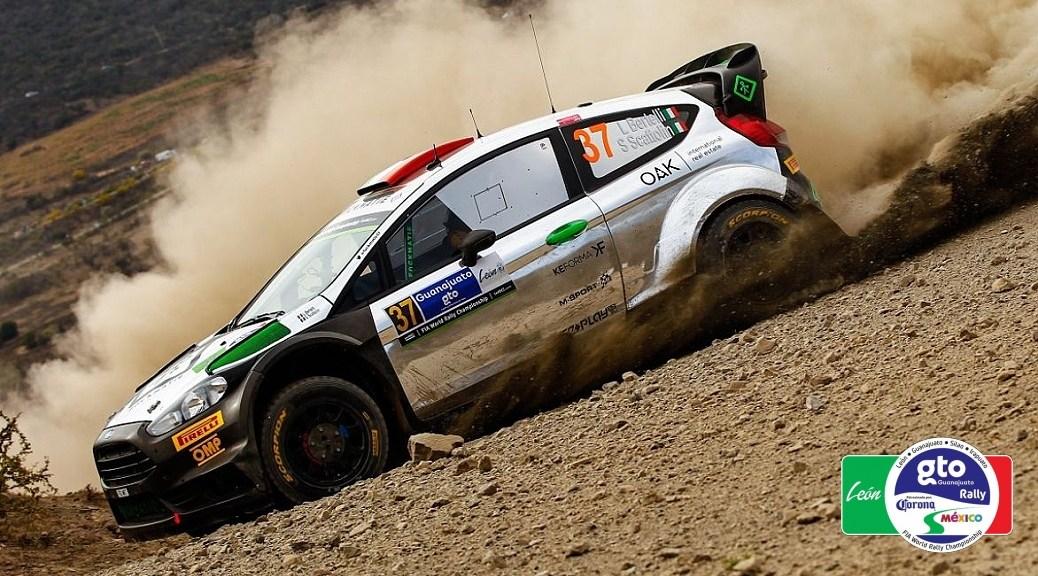 Ралли Мексики 2016 - Лренцо Бертелли - Форд