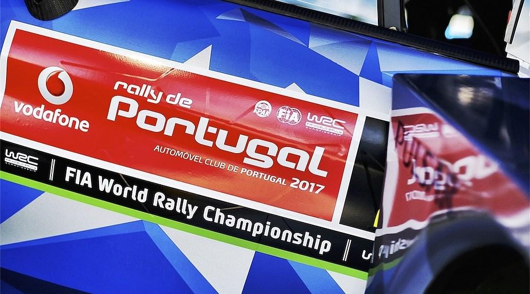 Ралли Португалии 2017