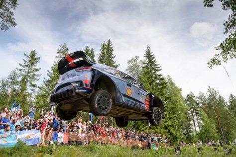 Ралли Финляндии 2017 - Тьерри Невилль - Хёндэ
