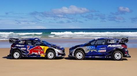 Ралли Австралии 2017 - Ford Fiesta WRC - М-Спорт