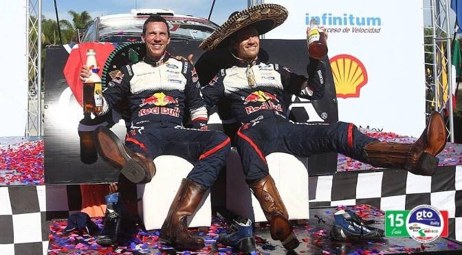 Ралли Мексики 2018 - Себастьен Ожье - Жульен Инграссия - М-Спорт Форд