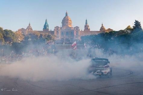 Ралли Испании 2018 - Кен Блок - Форд