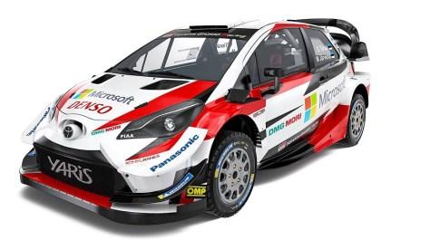 2019 - Toyota Yaris WRC