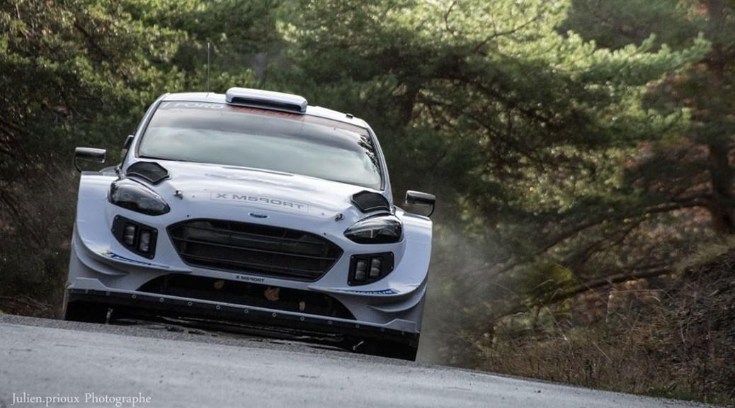 Тесты перед Ралли Монте-Карло 2019 - Теему Сунинен - М-Спорт Форд