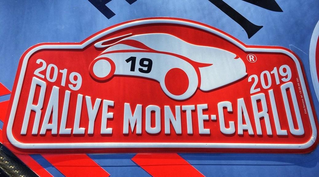 Ралли Монте-Карло 2019 - Себастьен Лёб - Хёндэ