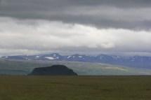 Berge im Südwesten Islands