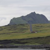 Heimaey, von der Südspitze aus gesehen