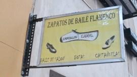 Flamencoschuhe