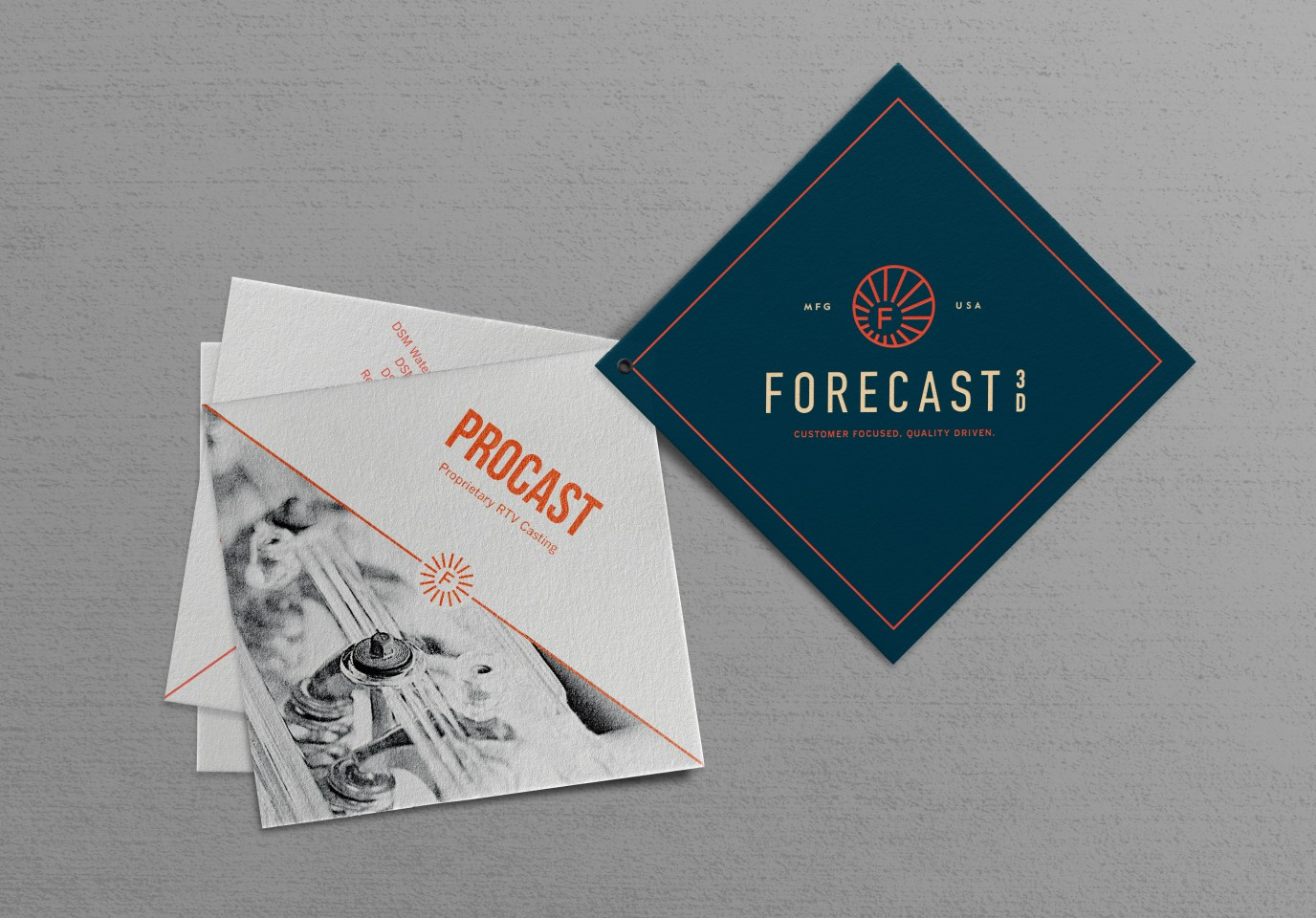 Forecast3D product cards