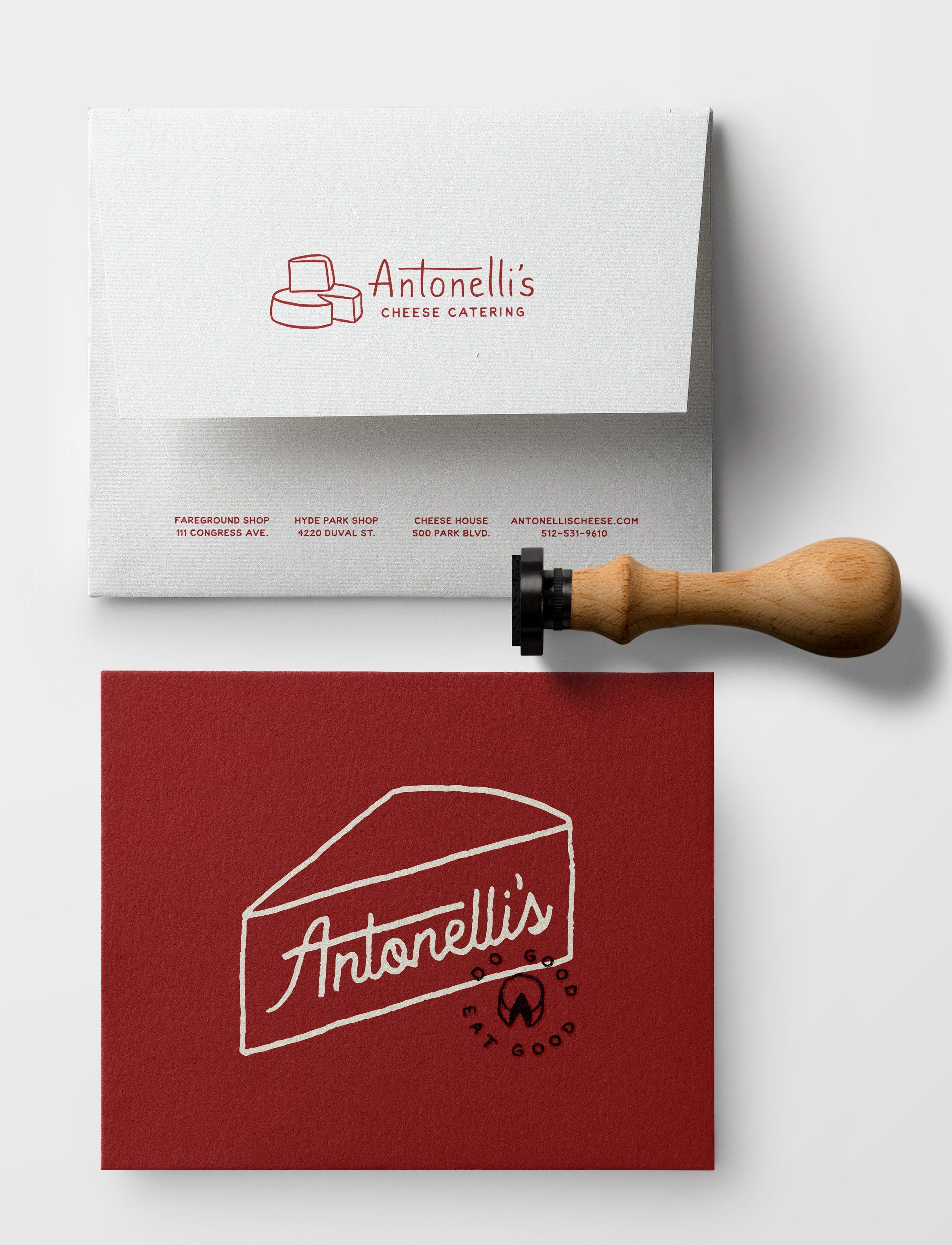 Antonelli's gift cards