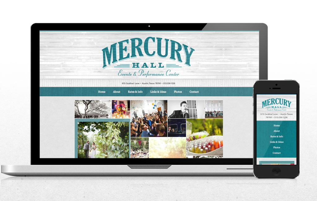 mercuryhall-website