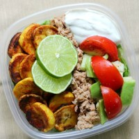 Cuban-Style Tuna Meal Prep Bowls (Gluten-Free, Paleo)