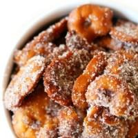 Gluten-Free Cinnamon Sugar Pretzels (Vegan, Sugar-Free, Allergy-Free)