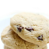 Classic Gluten-Free Chocolate Chip Cookies (Vegan, Allergy-Free)