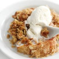 Gluten-Free Apple Crisp (Vegan, Allergy-Free)