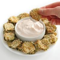 Gluten-Free Air Fryer Fried Pickles (Vegan, Allergy-Free)