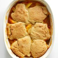 Gluten-Free Peach Cobbler (Vegan, Allergy-Free)