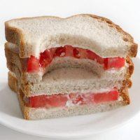 Gluten-Free Southern Tomato Sandwich (Vegan, Allergy-Free)