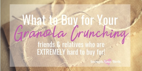 Need some eco friendly and sustainable gift ideas for your crunchy, hippie, or minimalist friends? Look no further.