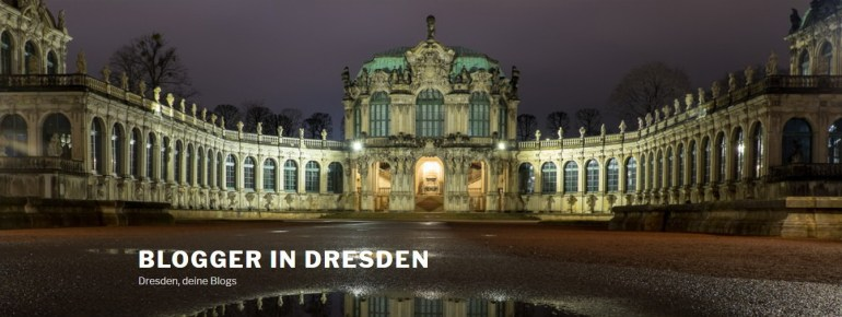 Blogger in dresden