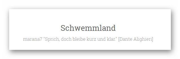 Schwemmland