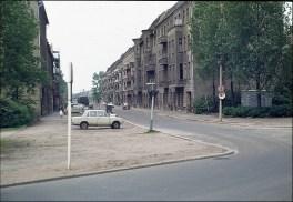 Ost-Berlin, Tabbertstrasse (Schöneweide) Juni 1979