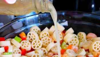 recipe: ruby tuesday ham and pea pasta salad recipe [34]